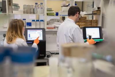 UCL Genomics facility