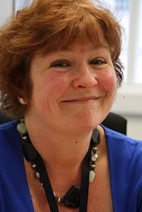 III Deputy Section Head - Christine Kinnon