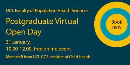 Virtual Open Day Jan 2019