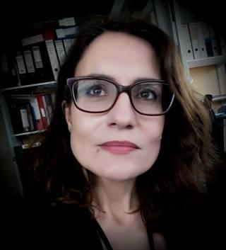 Dr. Frederique Liegeois  Headshot