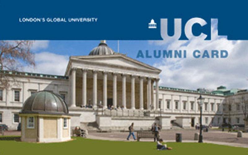 Your FREE Alumni card