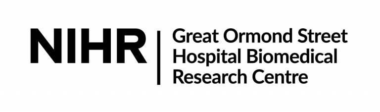 NIHR GOSH BRC logo