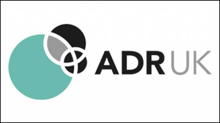 Administrative Data Research UK logo