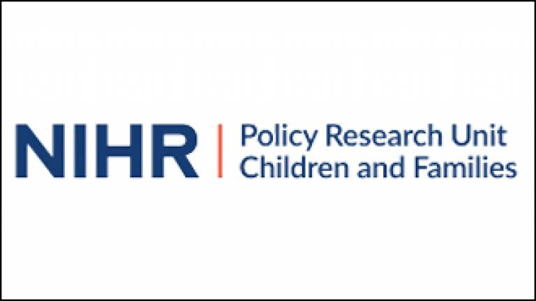 NIHR Children and Families Policy Research Unit logo
