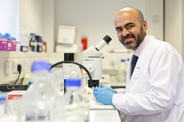 Professor Paolo De Coppi has been elected to the prestigious Fellowship of the Academy of Medical Sciences
