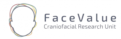 Facevalue Craniofacial Research Unit Logo