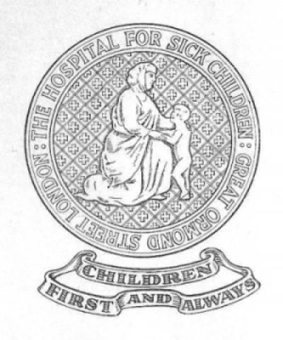 Great Ormond Street logo