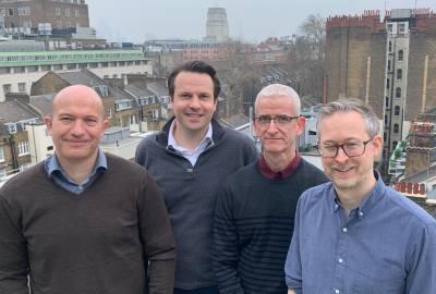 Prof Marc Mansour, Dr Jack Bartram, Prof Owen Williams and Dr David O'Connor