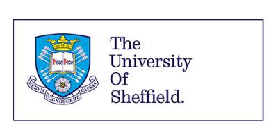 Logo of university of sheffield