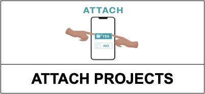 Click to find out about ATTACH projects