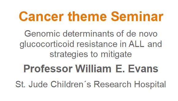 cancer theme seminar