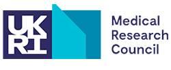 UKRI MRC logo