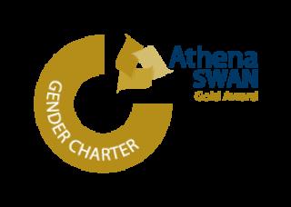 Athena SWAN Gold Logo