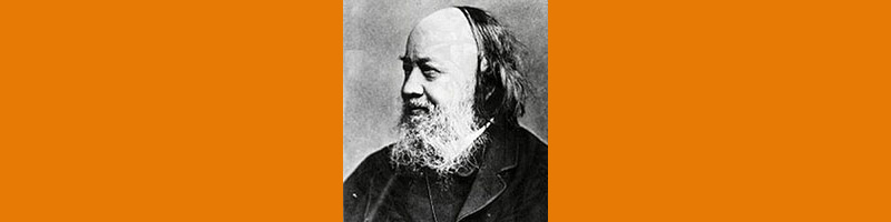 A 19th century picture of Edwin Chadwick within the UCL CEGE orange block