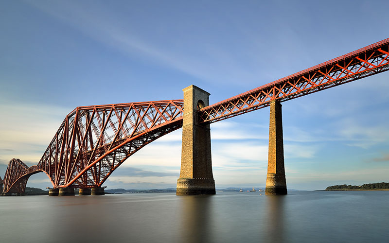 Forth Bridge Scotland