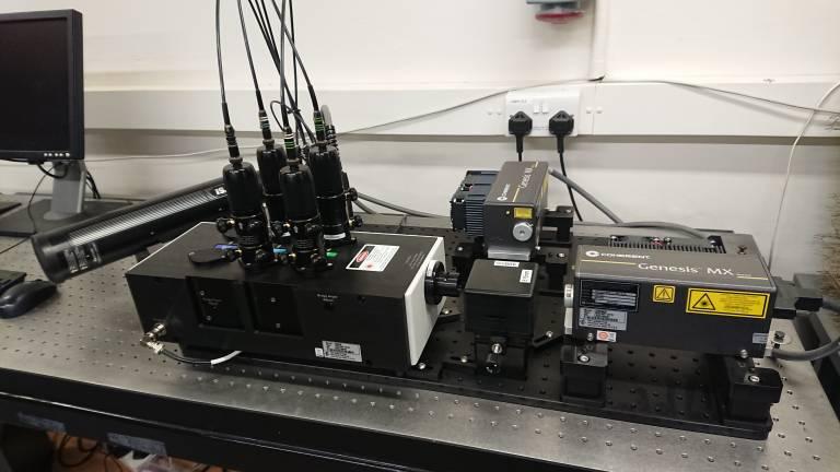 Laser doppler velocimeter