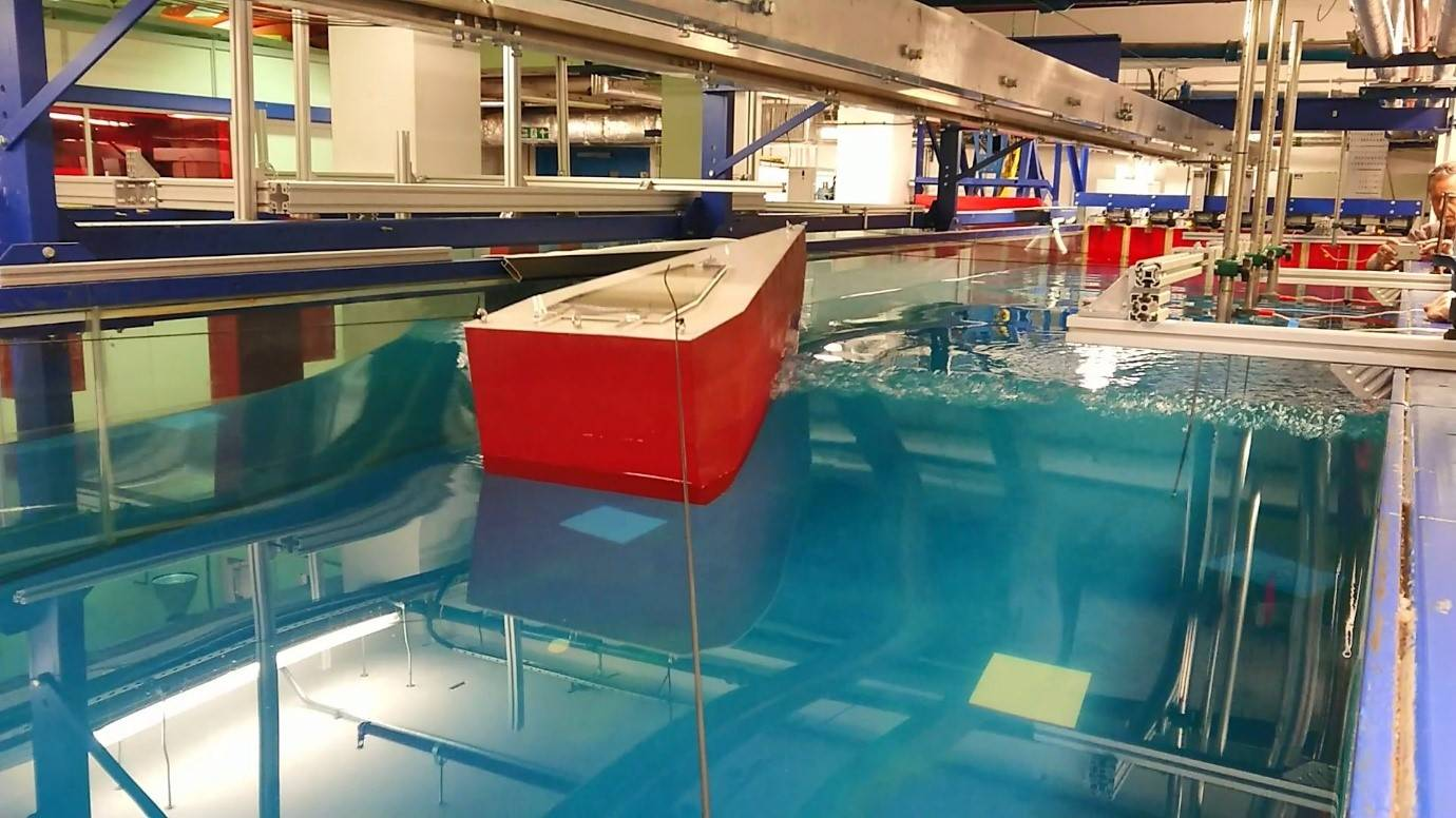 Ocean Towing Tank