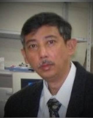 Prof Oreta