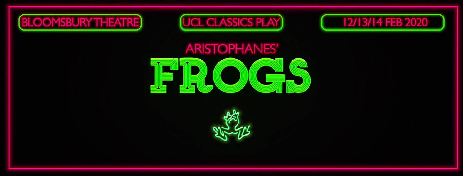 Frogs 2020