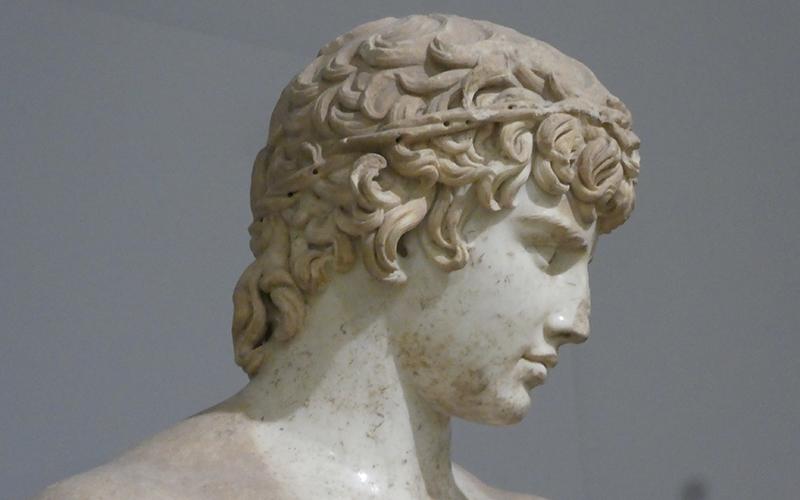 Antinous Delphi Museum