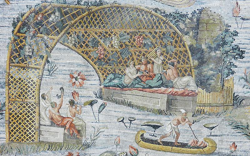 Palestrina mosaic