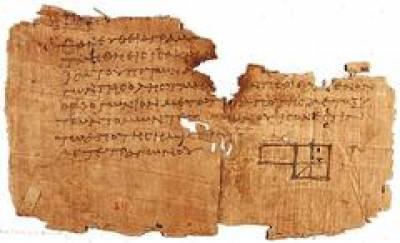 Euclid Pap. Oxyrhynchus I 29