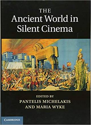 Ancient World in Silent Cinema Book Cover