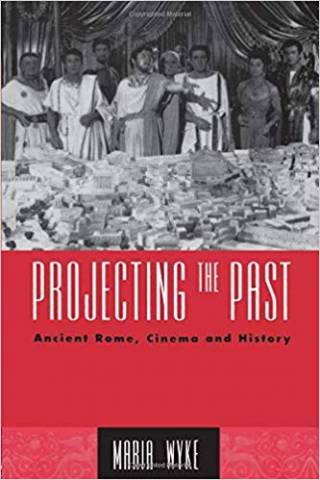 Projecting the Past Book Cover
