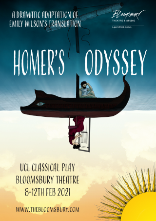 Odyssey Classics Play Poster