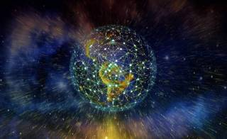 Networked Globe image