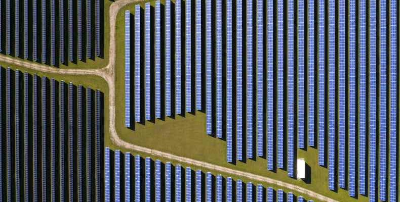 Generation One Campaign - solar panels