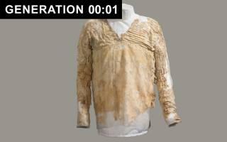 Generation One - antique clothing