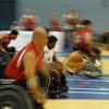 Thumbnail: Wheelchair basketball