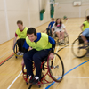 Thumbnail: UCL students volunteer for Paralymics taster day