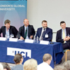 Thumbnail: Panel discussion about optimising sport performance
