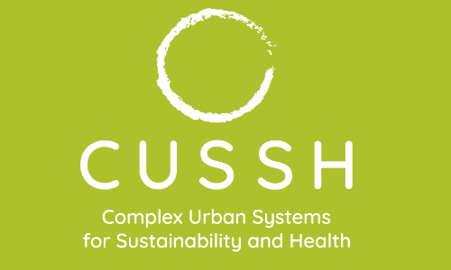 CUSSH - Complex Urban Systems for Sustainability and Health