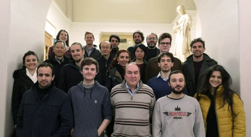 Computation Science Members