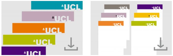 UCL brand resources