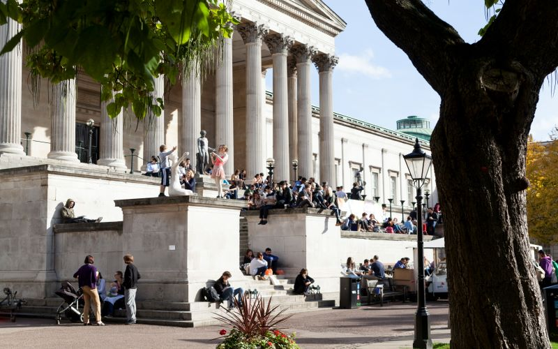UCL main campus image leading to EDI Committee page