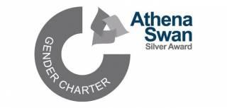 Athena Swan gender charter silver award logo