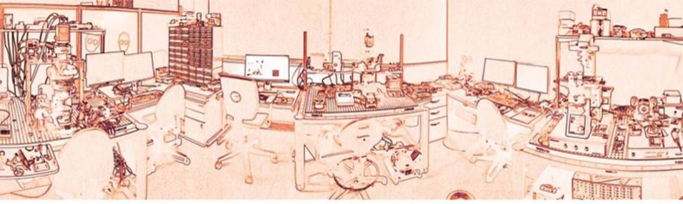 Panoramic image of the UCL TouchLab