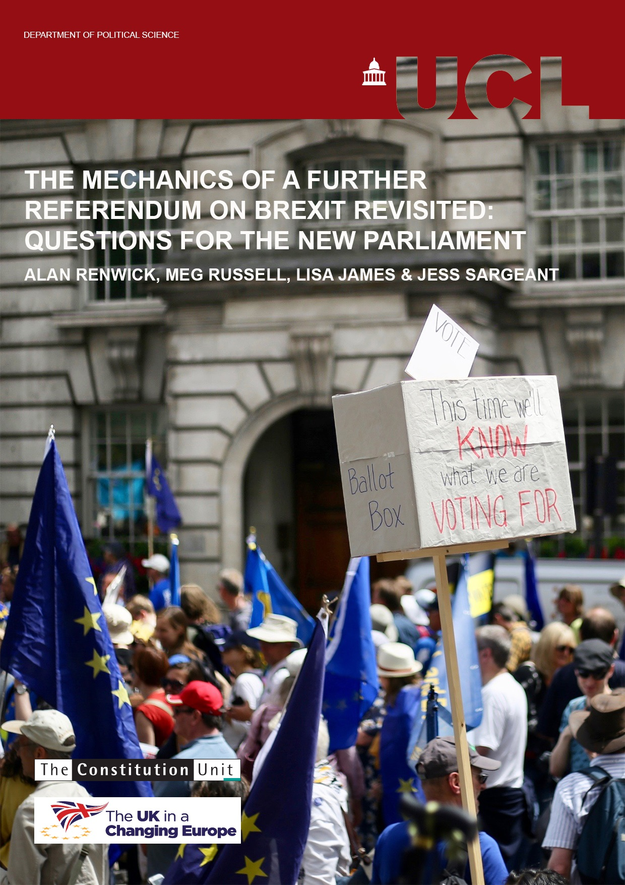 The Mechanics of a Further Referendum on Brexit Revisited