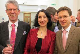 Meg Russell, Alan Renwick & Robert Hazell