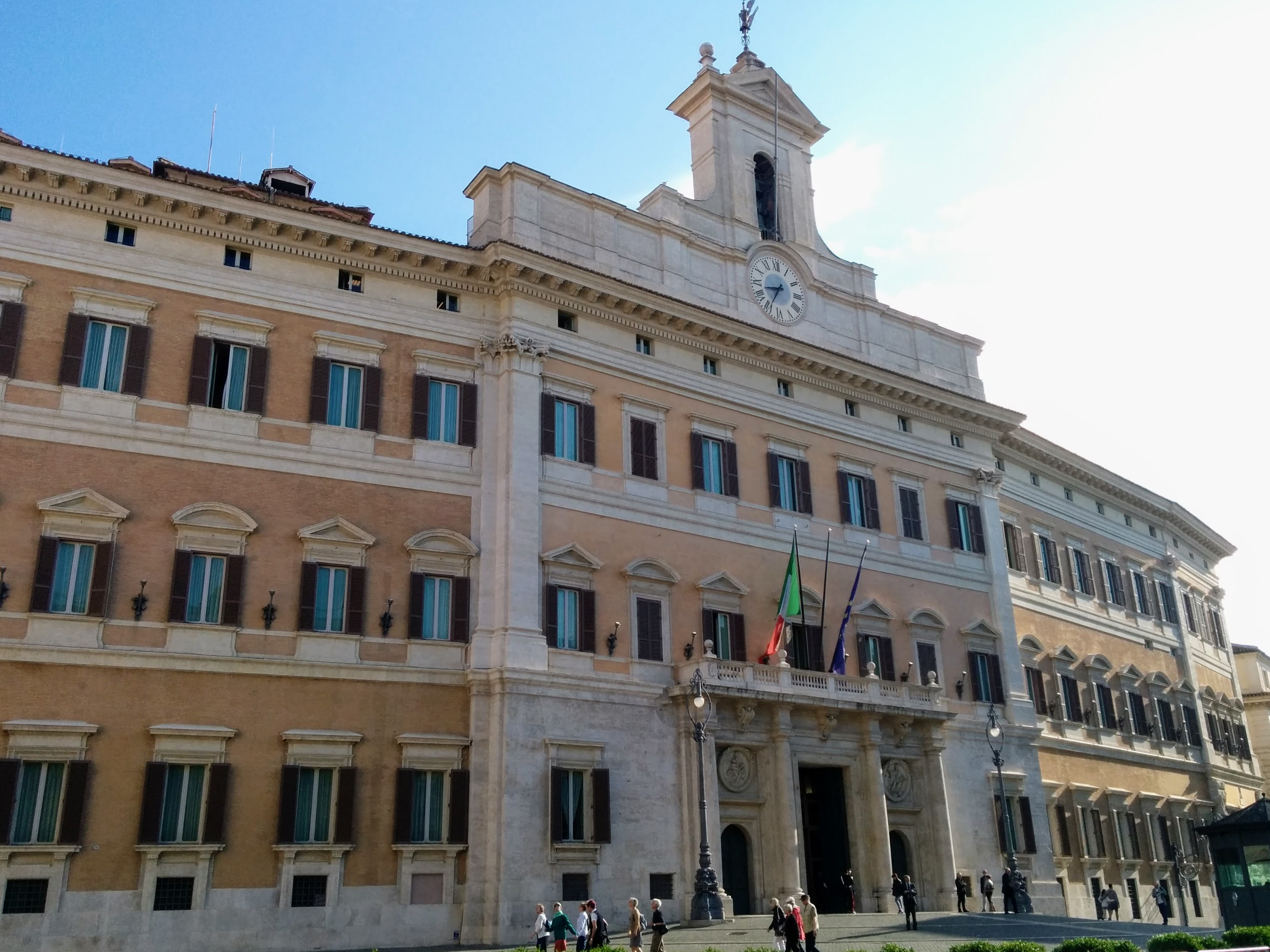 Chamber of Deputies, Montecitorio