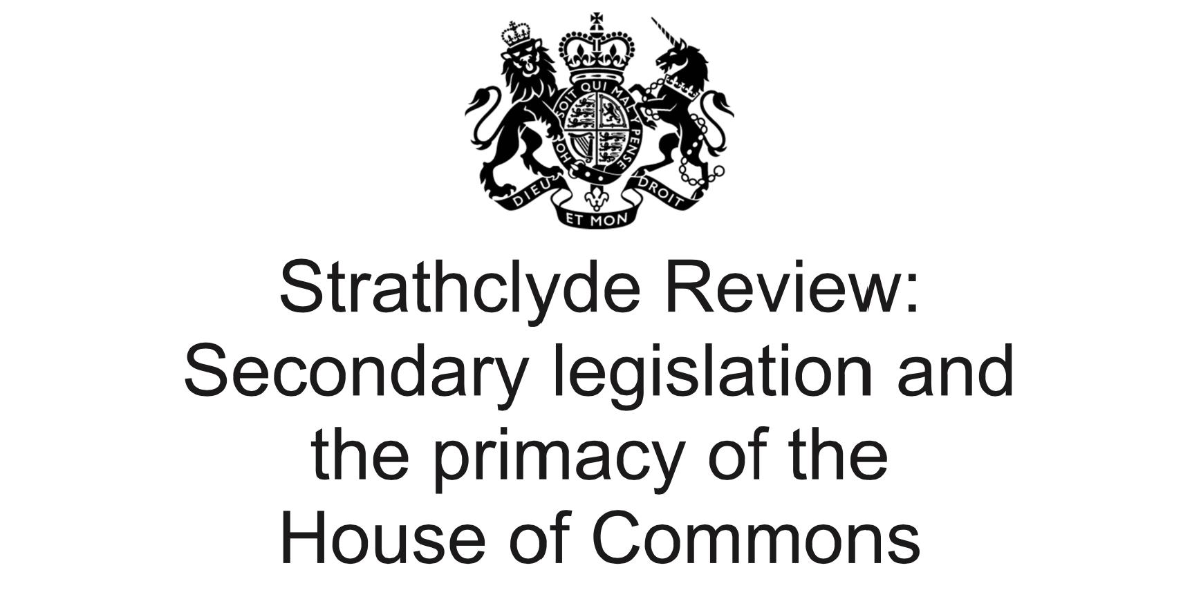 strathclyde report