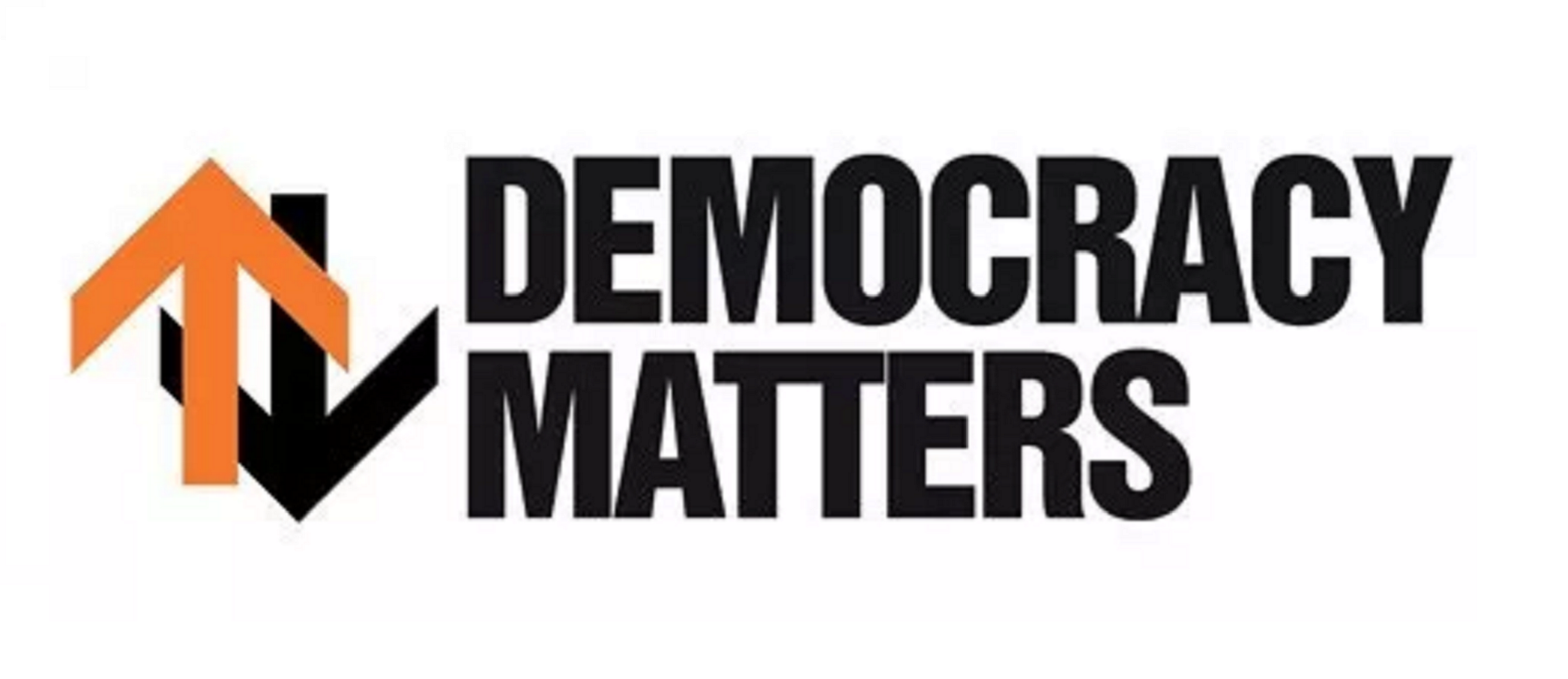 Democracy matters logo 3000x1300