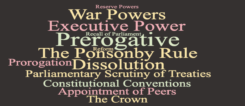 Prerogative powers project
