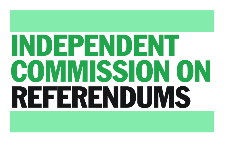 Independent Commission on Referendums Logo