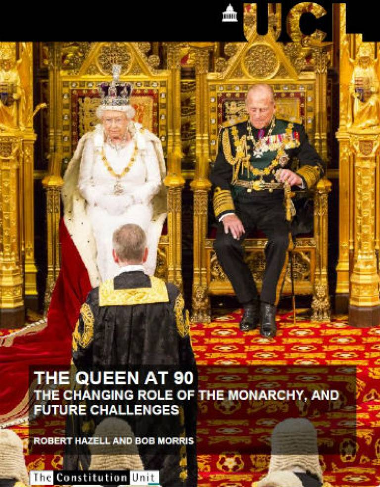 Queen front page briefing