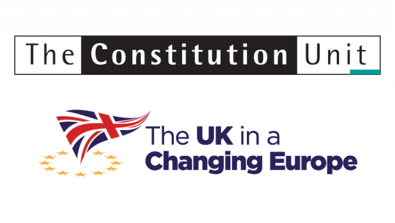 The Constitution Unit and UK in a Changing Europe